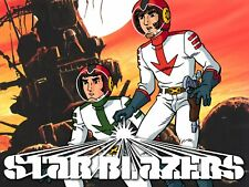 16mm Starblazers complete Season 1. 26 Episodes. Plus 1 extra. Anime Tv series.