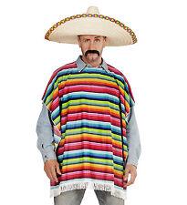Accessori costume Carnevale Poncho Messicano  *03838