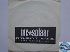 MC SOLAAR OBSOLETE CD PROMO