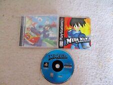 Mega Man Legends (Sony PlayStation 1, 1998) PS1 COMPLETE