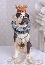 Kerzenleuchter Hundefigur Boxer Figur Mops Leuchter Kerzenhalter