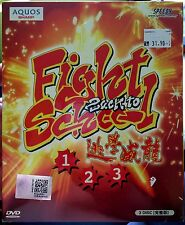 Fight Back to School 逃學威龍 (Movie 1 2 3) Collection ~ 3-DVD SET  ~ Stephen Chow