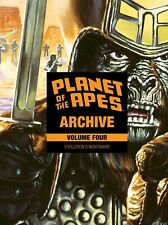 Planet Of The Apes Archive Vol #4 Hardcover Boom Comics Science Fiction Hc