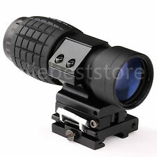 Zielfernrohr Taktisches 4 X Magnifier Anwendungsbereich Gewehr Anblick