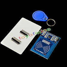 Lettore RFID portachiav card RC522 arduino scrittore IC Reader Proximity Module