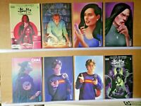 Buffy The Vampire Slayer #s 2, 3, 4 With Variants 8 Book Lot  Boom 2019  VF+/NM