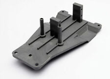 New Traxxas 3723A Gray Replacement Part Front Upper Chassis for Rustler Bandit
