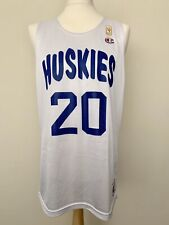 Toronto Raptors Huskies Damon Stoudamire NBA basket shirt jersey maillot