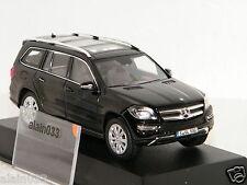 MERCEDES-BENZ GL500 2012 Black metallic NOREV 1/43 Ref 351335