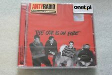 The Car is on fire - The Car is on fire CD Polish Release NEW SEALED