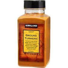 Kirkland Signature Ground Turmeric 12 OZ **NATURAL HOT PRODUCT**