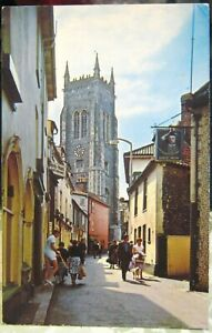 England High Street Cromer - posted 1972