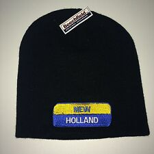 New Holland Gorro Beanie con el logotipo bordado New Holland con el logotipo Sombrero Gorra