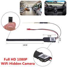 Mini Full HD 1080P Wireless IP P2P WiFi Hidden Spy Camera DIY Module DV DVR NVR