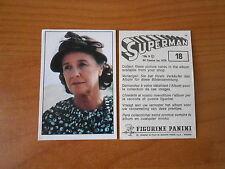 FIGURINA SUPERMAN n.18  ED.PANINI 1978 - COMPLETA DI VELINA