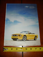 2005 FORD MUSTANG GT  ***ORIGINAL AD***