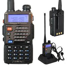 BAOFENG UV-5RE Plus Dual-Dand VHF/UHF 400-520MHz Two-way Radio Walkie Talkie EU