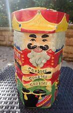 Vintage Christmas Toy Soldier/Nutcracker Cookie Jar