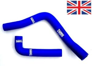 YAMAHA DT 125R SILICONE COOLANT WATER RADIATOR HOSE KIT DT 125 DT125R