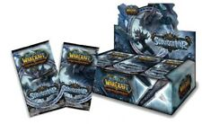 WOW WORLD OF WARCRAFT TCG : SCOURGEWAR COMPLETE MASTER SET