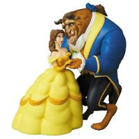 MEDICOM TOY UDF No.451 Disney Series 7 Beauty and the Beast beast figure bell