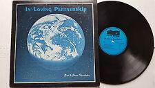 JIM & JEAN STRATHDEE - In Loving Partnership PRIVATE '83 XIAN FOLK Gospel