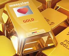 Masculan Gold Luxury Edition 1 x 10 pcs Condom