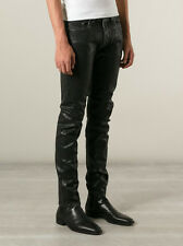 Diesel Black Gold Biker coated jeans taille 34