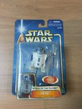 Star Wars Attack Of The Clones R2-D2 Droid Factory Flight Figure Sealed!