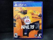 NHL 19 (PS4) BRAND NEW/ Region Free