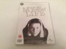 My So-Called Life Complete Series RARE 5 DISC DVD - UK RELEASE - REGION 2