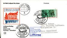 vol  /27/ Lufthansa  Hamburg  Dusseldorf  1981