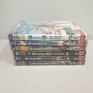 Breaking Bad The Complete Series  Seasons 1-6, DVD Region 4, Free Postage