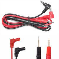Digital Multimeters Needle Tip Probe MultiMeter Test Leads Universal Wire Pen