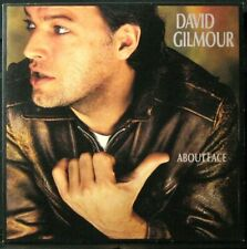 DAVID GILMOUR 'About Face'  1st pressing 1984 Promo LP