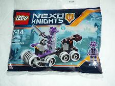 LEGO Nexo Knights Polybag 30378 Shrunken Headquarters Neuf Sachet Scellé