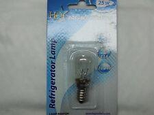 bombilla lámpara nevera nevera frigorífico 220v 230v 240v 25W casquillo E14