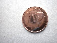 Mercury Head Design 1/4 oz Copper Bullion
