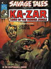 Savage Tales (1st Series) #7 GD; Marvel | low grade comic - save on shipping - d