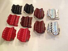 10 x Sitzbank für Schuco Akustico + Examico Blechspielzeug Auto versch. Farben