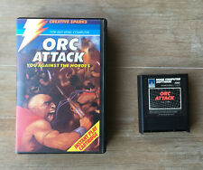 Atari 400/800/1200 -- Orc Attack