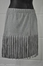 Gonne e minigonne da donna casual grigio