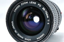 Canon NEW FD 35-70mm F4 Lens  SN249999