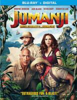 Jumanji: Welcome to the Jungle [Blu-ray] Blu-ray