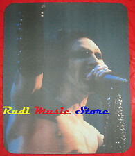 TAPPETINO MOUSE PAD Marilyn Manson 19x23 cm cd dvd lp mc vhs live promo