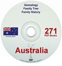 Family History Tree Genealogy Australia Free Postage