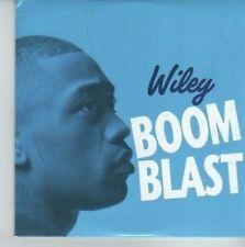 (CU933) Wiley, Boom Blast - DJ CD