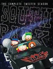 South Park: The Complete Twelfth Season Dvd Trey Parker(Dir)