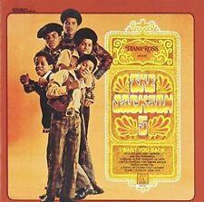 *NEW* CD Album - Diana Ross Presents The Jackson 5  (Mini LP Card Style Case)