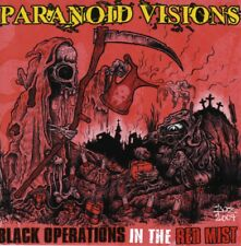 Paranoid Visions - Black Operations in the Red Mist